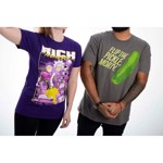 Rick and Morty - Movie Poster T-Shirt - Packshot 3