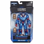 "Marvel - Avengers: Endgame Legends Series Iron Patriot 6"" Action Figure - Packshot 2"