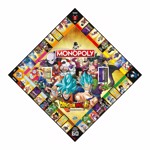 Dragon Ball Super Monopoly Board Game - Packshot 3