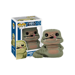 Star Wars - Jabba the Hut Pop! Vinyl Bobble Head - Packshot 1