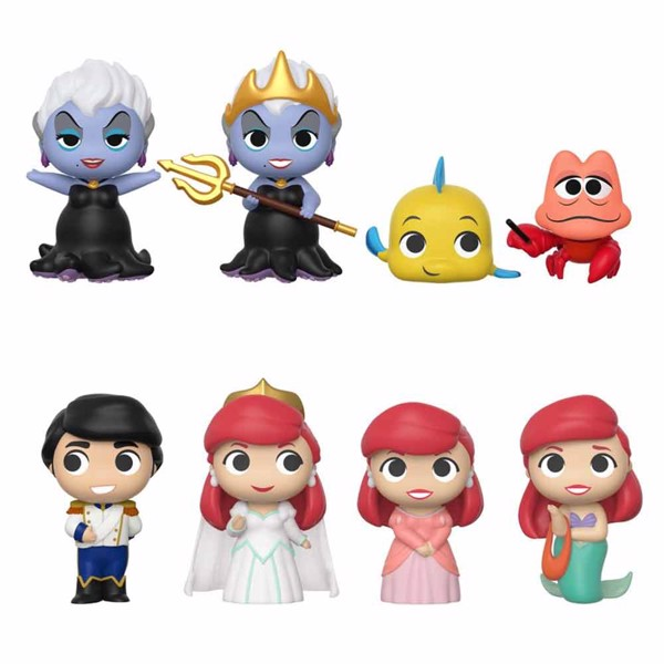 The Little Mermaid - Mystery Minis Blind Bag (Single Bag) - Packshot 2