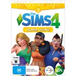 The Sims 4 - Island Living - Packshot 1