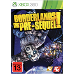 Borderlands: The Pre-Sequel! - Packshot 1