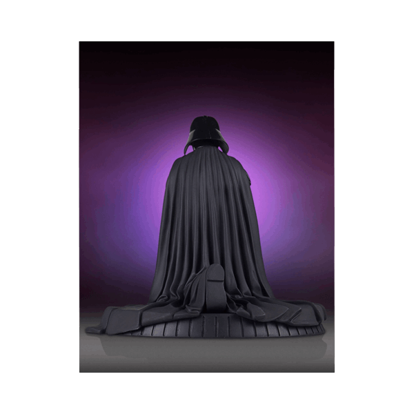 Star Wars - Darth Vader 1/8 Scale Collectors Gallery Gentle Giant Statue - Packshot 2