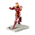 Marvel - Captain America: Civil War - Iron Man 1/10 Scale Kotobukiya ARTFX+ Statue - Packshot 1