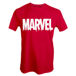 Marvel - Melting Logo T-Shirt - XL - Packshot 1