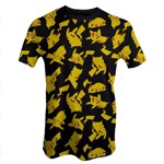 Pokemon - Pikachu All Over Print T-Shirt - Packshot 1