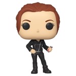 Marvel - Black Widow - Natasha Romanoff Pop! Vinyl Figure - Packshot 1