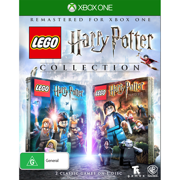 LEGO Harry Potter Collection - Playlist