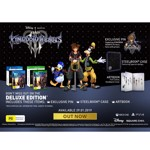 Kingdom Hearts III Deluxe Edition - Packshot 2