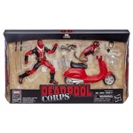 "Marvel -  Deadpool with Scooter 6"" Marvel Legends Series Action Figure - Packshot 1"