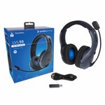 PDP Gaming LVL50 Wireless Stereo Headset for PlayStation 4 - Packshot 6