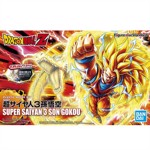 Dragon Ball - Super Saiyan 3 Son Goku (Renewal) Figure-Rise Plastic Model Kit - Packshot 6