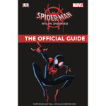 Marvel - Marvel Spider-Man: Into the Spider-Verse The Official Guide - Hardback Book - Packshot 1