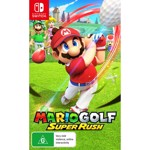 Mario Golf Super Rush - Packshot 1