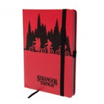 Stranger Things - A5 Red Premium Notebook - Packshot 1