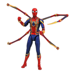 Marvel - Avengers: Infinity War - Iron Spider-Man Figure - Packshot 1