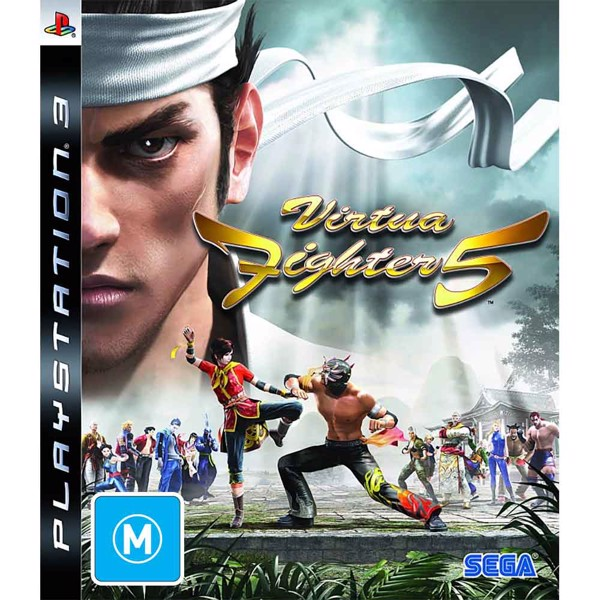 Virtua Fighter 5 - Packshot 1