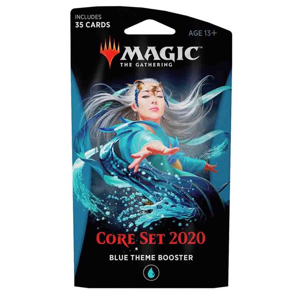 Magic The Gathering - TCG - Core Set 2020 Theme Booster - Packshot 3