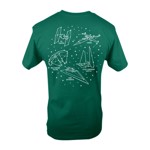 Star Wars - Ships Constellations T-Shirt - S - Packshot 2