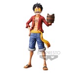 One Piece - Monkey D. Luffy  28 cm Grandista Nero Figure - Packshot 2