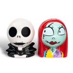 Disney - The Nightmare Before Christmas - Jack and Sally Salt and Pepper Shaker Set - Packshot 1