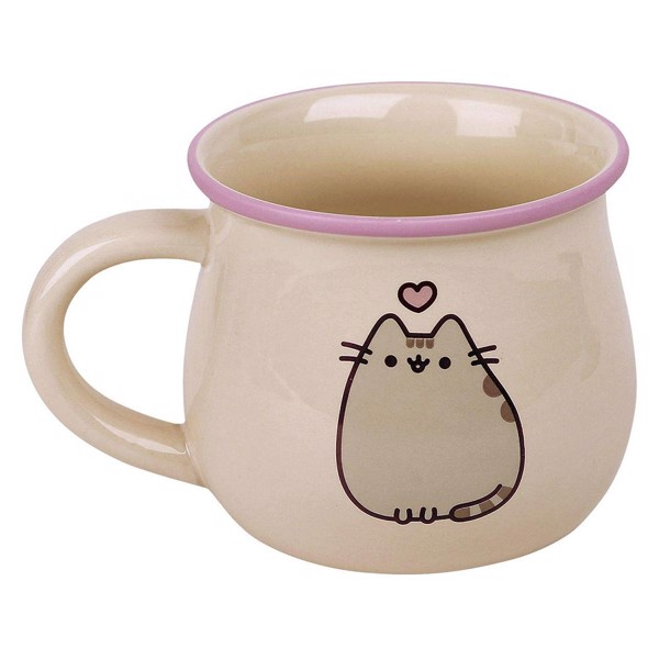 Pusheen - Heart Mug - Packshot 1