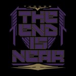 Marvel - The End is Near T-Shirt - M - Packshot 2