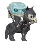 Game of Thrones - White Walker on Horse Pop! Ride Vinyl Figure - Packshot 1