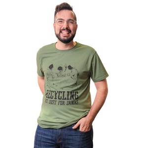 Star Wars - Recycling: Not Just for Jawas Eco T-Shirt