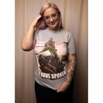 Star Wars - The Mandalorian I Have Spoken T-Shirt - Packshot 2