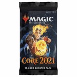 Magic The Gathering - TCG - Core 2021 Booster - Packshot 3