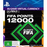 FIFA 21 - 12000 Points (In-Game Currency) - Packshot 1
