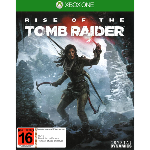 Rise of the Tomb Raider - Packshot 1