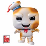 "Ghostbusters - Stay Puft Burnt 10"" Pop! Vinyl Figure - Packshot 1"