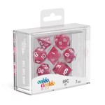 Dungeons & Dragons - oakie doakie RPG Speckled Pink Dice Set - Packshot 2