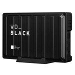 HDD WD D10 8TB Black Game Drive for PC - Packshot 2