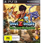 Invizimals: The Lost Kingdom - Packshot 1