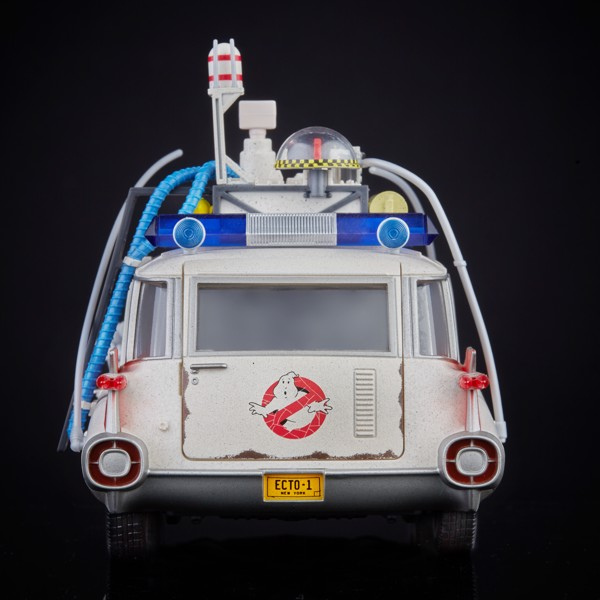 Ghostbusters Plasma Series Ecto-1 Collectible Vehicle - Packshot 4