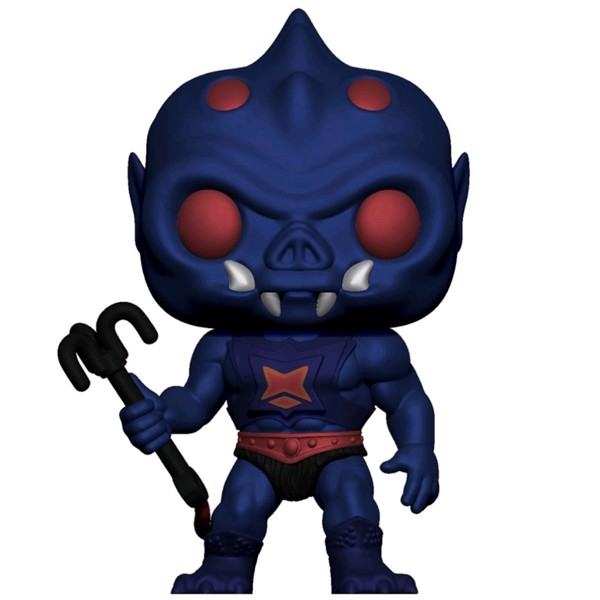 Masters of the Universe - Webstor Metallic Pop! Vinyl Figure - Packshot 1
