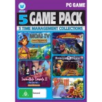 Time Managment Game Collections 5 Game Pack - Packshot 1