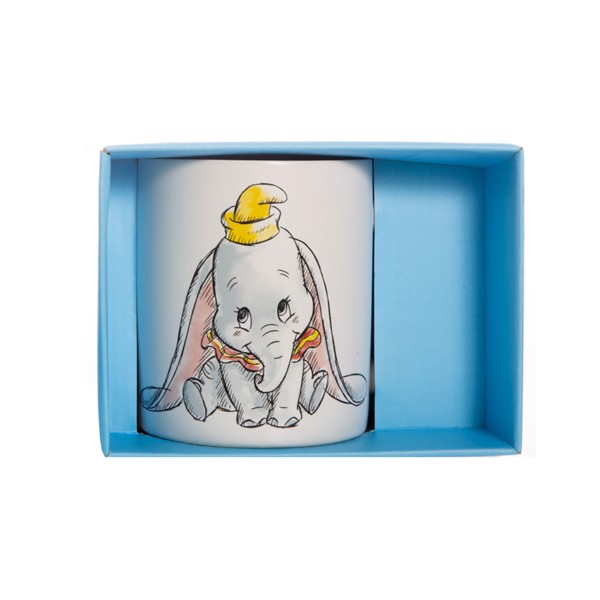 Disney - Dumbo Sitting Mug - Packshot 3