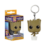 Marvel - Guardians of the Galaxy - Dancing Groot Pocket Pop! Vinyl Keychain - Packshot 1