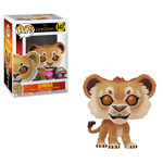 Disney - Lion King (2019) - Simba Flocked Pop! Vinyl Figure - Packshot 1