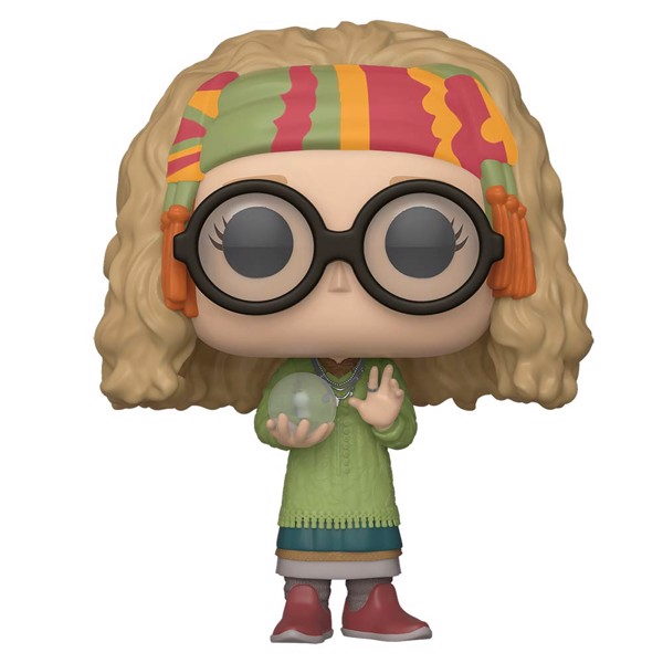 Harry Potter - Professor Sybill Trelawney Pop! Vinyl Figure - Packshot 1