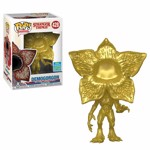 Stranger Things - Demogorgon Gold Metallic SDCC19 Pop! Vinyl Figure - Packshot 1