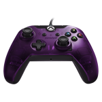 Xbox One Wired Controller Purple - Packshot 2