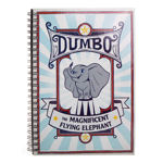 Disney - Dumbo - Dumbo Magnificent Notebook - Packshot 1