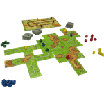 Carcassonne Board Game - Packshot 2