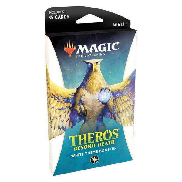 Magic the Gathering - TCG - Theros Beyond Death Themed Booster (Assorted) - Packshot 1